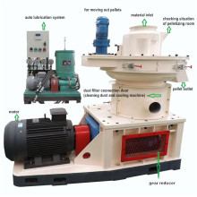 Ce Approved Wood Pellet Mill Zlg850 for Sale by Hmbt