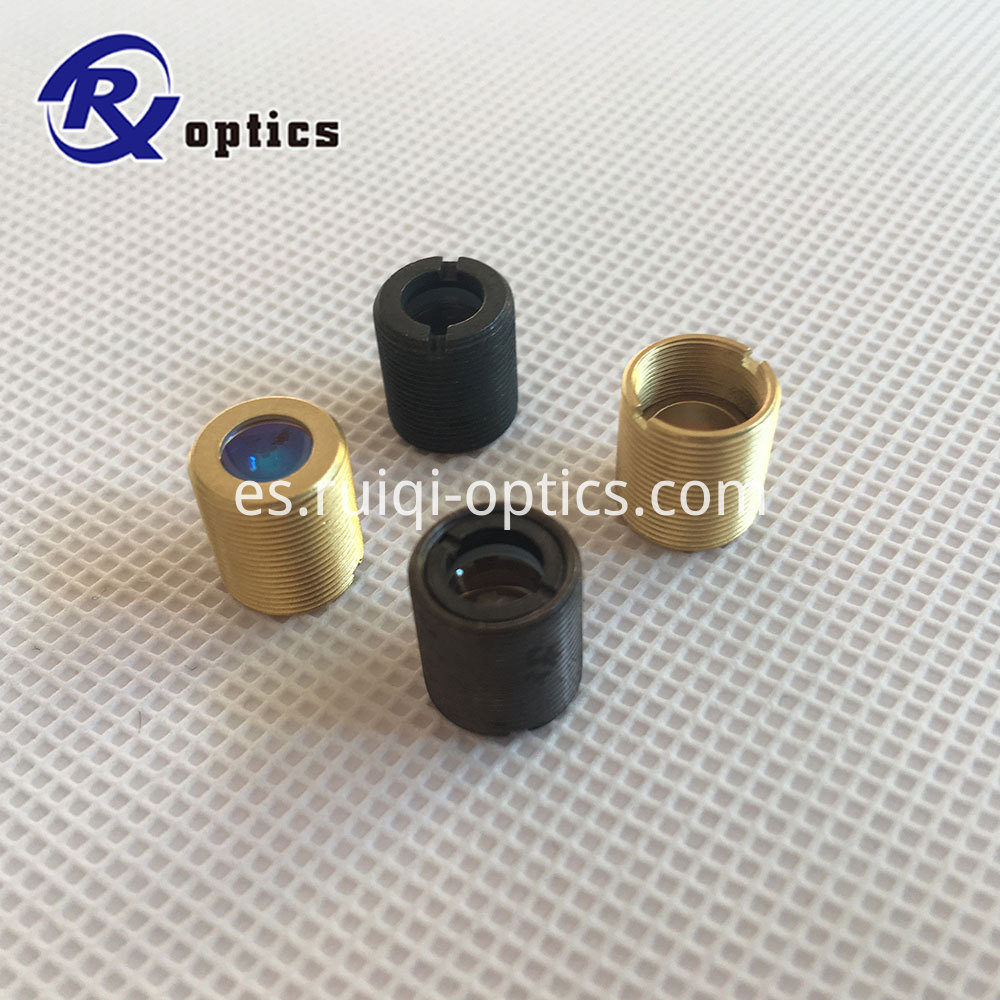 Optical Glass Collimator Lens