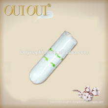 China Manufacturer Wholesale Disposable Organic Tampons For Women
