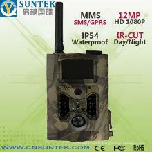 Appareil-photo sans fil de traînée de 12MP avec la MMS GPRS SMTP de sonde de mouvement