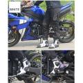 Hombres Bota de motocicleta Zapatos de montar en bicicleta Zapatos de carreras de cuero Motocross Moto hombre Bota de carretera Zapatos Hombre