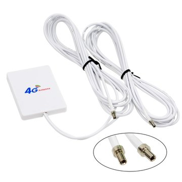 Indoor High gain 35dbi LTE 4G Modem External Panel Antenna