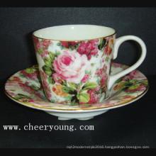 Bone China Coffee Cup (CY-B511A)