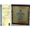 Alta precisão Die casting peças com ISO9001: 2008