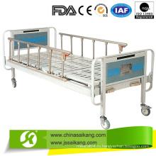 Дешевая Китайская Ручная Больничная койка с тишиной ролики