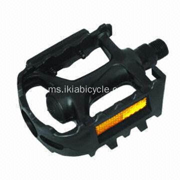 Mountain Bike pedal Clipless dengan reflektor