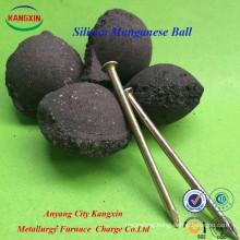 Simn Ball / Silicon Manganese Ball /silicon Manganese Briquette