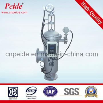 Filtre à eau pour processeur d'eau de refroidissement pour eau de mer