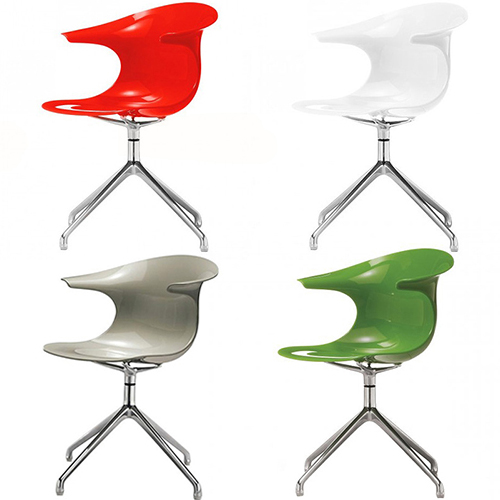 Loop Swivel Chair