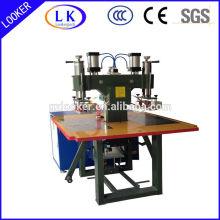 semi-automatic high frenquency plastic welder blister sealing machine