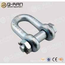 Adjustable Shackle with Clevis Pin/Drop Forged Adjustable Shackle with Clevis Pin