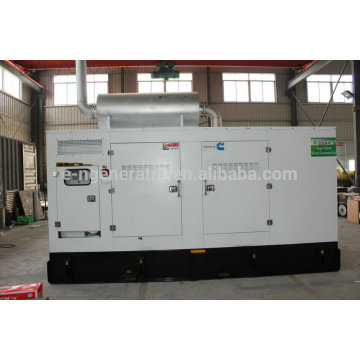 Open type or Silent canopy 240 v 415v 400kw generator in Malaysia