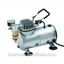 Mini Air Compressor with filter