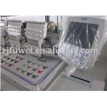 Máquina de bordar plana com cortador automático (FW1208) 12 cores
