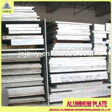 Plaques en aluminium 7075-T6