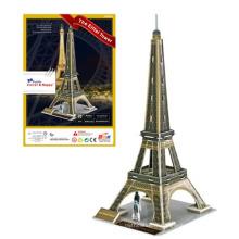 33PCS Papier Matériel DIY Puzzle Toys Jigsaw Puzzle 3D avec En71 (10222797)