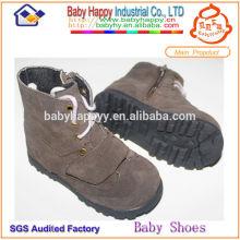 Guangzhou hot sales dernières chaussures hiver design pour enfants