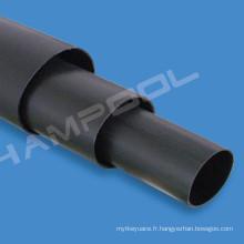 Chine fournisseur Tuyau rétractable de mur lourd pour les outils hydrauliques, tuyau pneumatique d'outils de TPU, tuyau de robot industriel