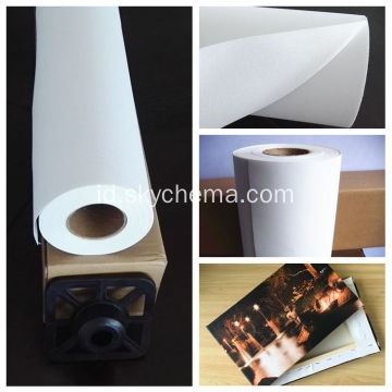 Inkjet print cotton canvas roll