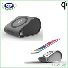 8000mAh Qi Wireless Charger Power Bank for iPhone 6 6s 6 Plus