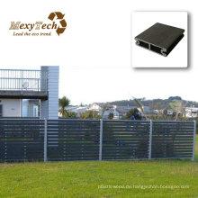 Hölzerner Aluminiumzaun, Wiesen-Zaun-Platten