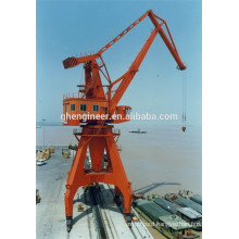 Shipyard Port Portal gantry Crane dock crane