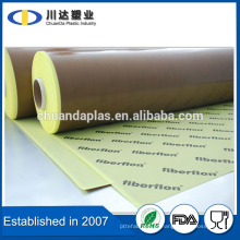 Atacado de boa qualidade PTFE fita adesiva Teflon Sheet Adhesive