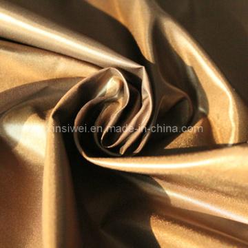 Shiny Polyester Nylon Fabric for Down Jacket (SLTN9026-2)