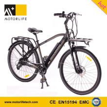 Motorleben 36v 250w Motor e Zyklus Intelligentes elektrisches Fahrrad