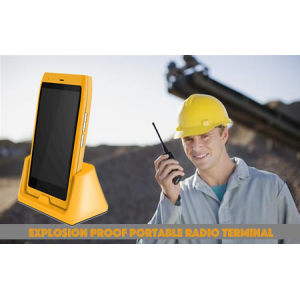 Explosion Proof Portable Radio Terminal