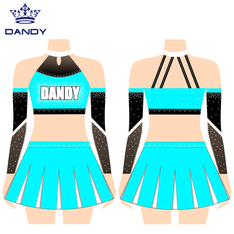 custom cheerleading uniforms