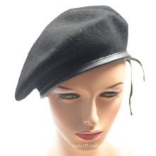 Custom Wool Beret for Men