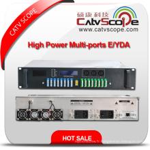 Amplificateur optique multi-ports Highpe 1550nm 2 puissances 32peg EDFA