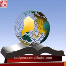 2016 New High Quality Stainless Steel Garden Sculpture
