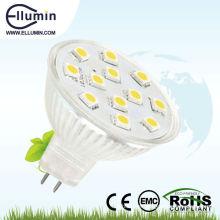 refletor LED 12v 3w 5050 smd