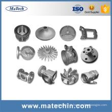 Fabrication Servbice Custom Precision malléable fonte pour raccords de tuyauterie
