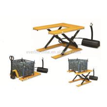 600kg 1000kg 1500kg U-Type Electric Lift Table