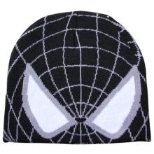Homens moda acrílico de malha de inverno chapéu gorro de esqui quente (yky3116)