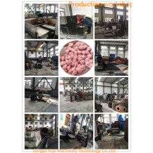 Granulador de Pelleter/adubo fertilizante duplo-rolo
