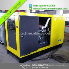 Générateur diesel de la Chine 150kva / 120kw weifang de vente d'usine avec le moteur R6105IZLD