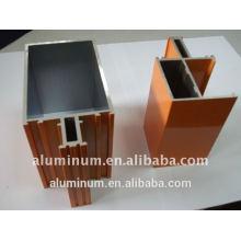 Perfil de alumínio janela