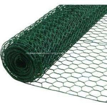 High Quality PVC Coated Hexagonal Wire Mesh