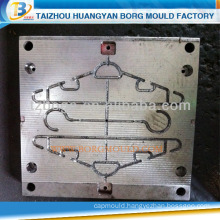 high polish plastic clothes hanger injection mould