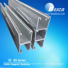 Double Strut Channel and Accessories Soporte Riel Acanalado UL,cUL,SGS,ISO,CE
