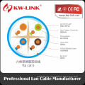 1000FT CAT6 BULK ETHERNET LAN NETZWERK KABEL FTP Indoor CCA Kupfer