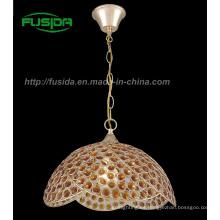 Lámpara colgante de cristal de la lámpara / luz (D-9331 / 1B)