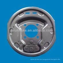 10-Zoll-Anhänger elektrische Bremse Stützplatte