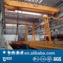 Magnétique Overhead Crane 15 tonnes