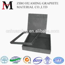 Molde de grafite, caixa de grafite para fusão de metais