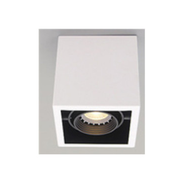 Hôtel carré utilisé 3W LED Downlight